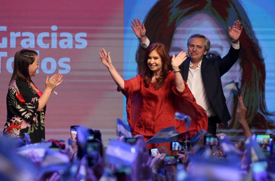 Argentina elege presidente de esquerda Alberto Fernández - Bernadete Alves