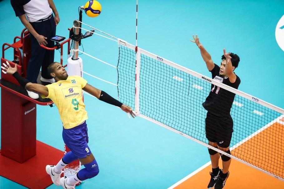 Brasil é tri da Copa do Mundo de Vôlei Masculino  - Bernadete Alves