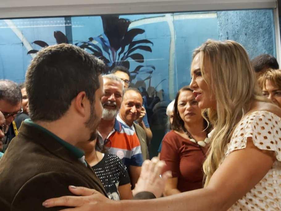 Celina Leão assume comando do PP no DF - Bernadete Alves