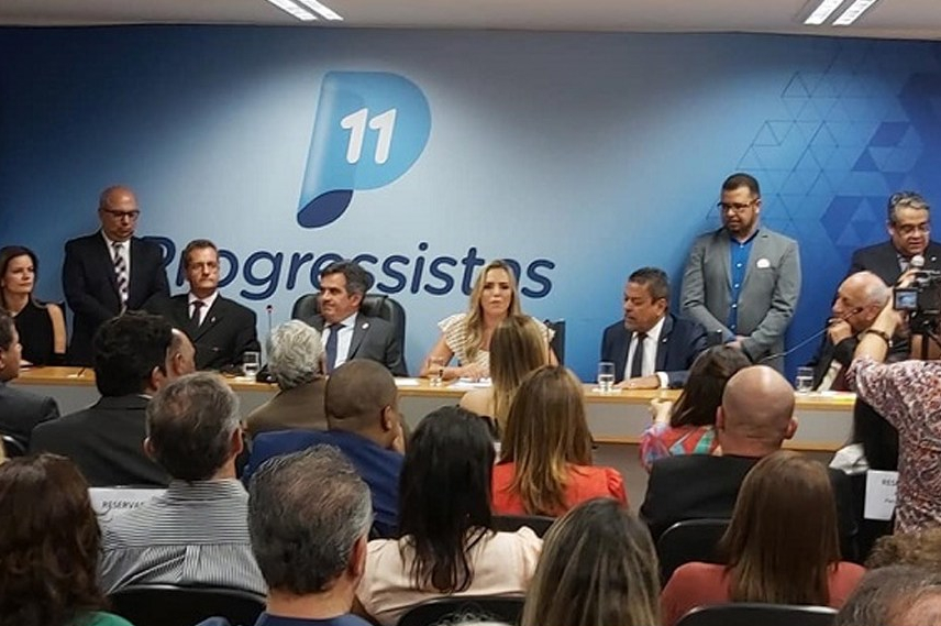Celina Leão assume comando do PP no DF - Bernadete Alves