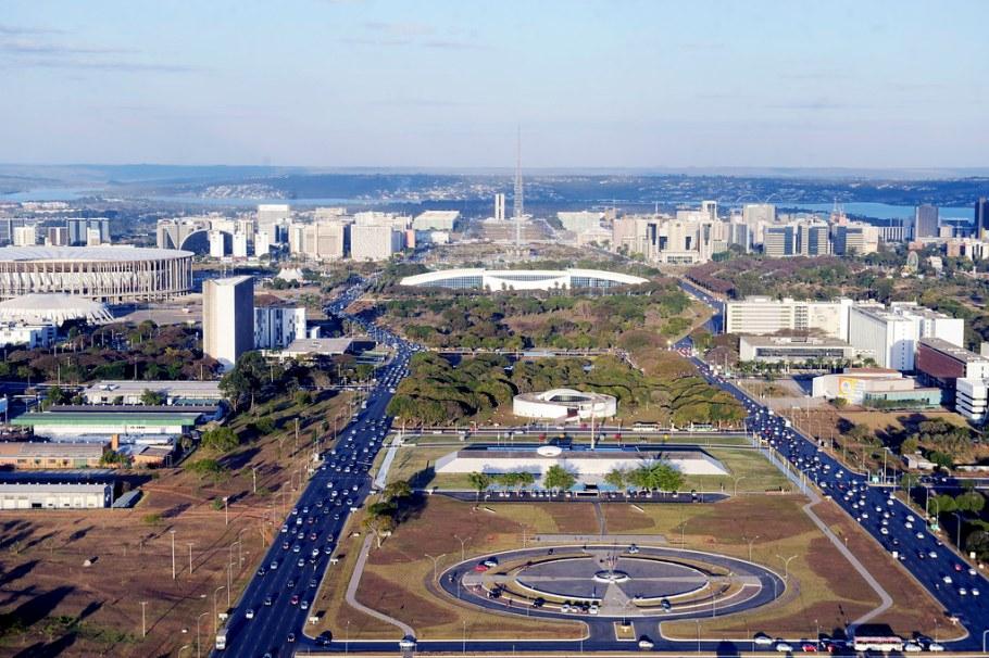 GDF inicia revitalização das tesourinhas - Bernadete Alves