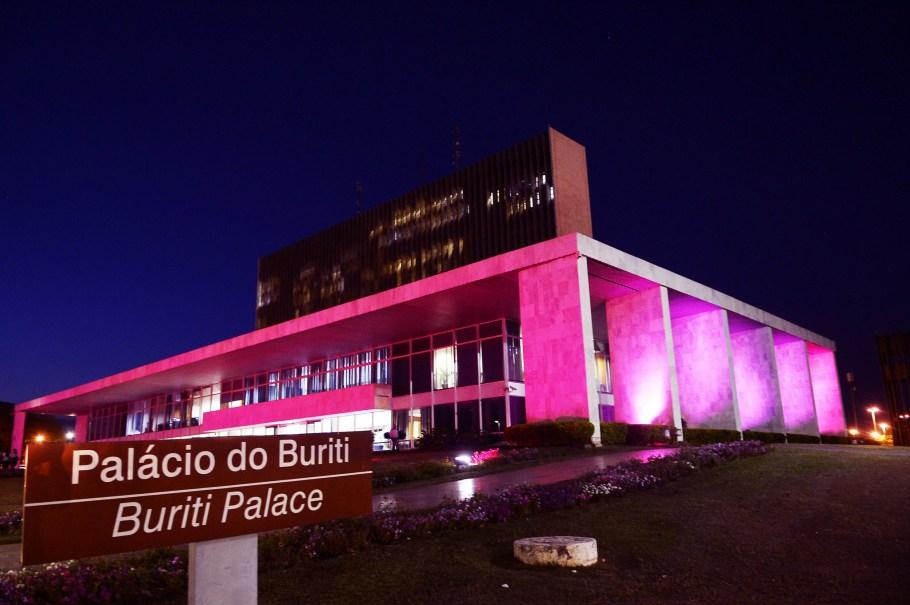 GDF lança programação do Outubro Rosa - Bernadete Alves