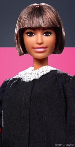 Mattel lança Barbie Juíza em diferentes etnias - Bernadete Alves