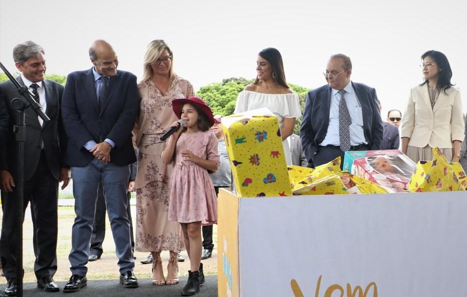 """Mayara Noronha comemora sucesso da campanha """"Vem Brincar Comigo""""- Bernadete Alves"""