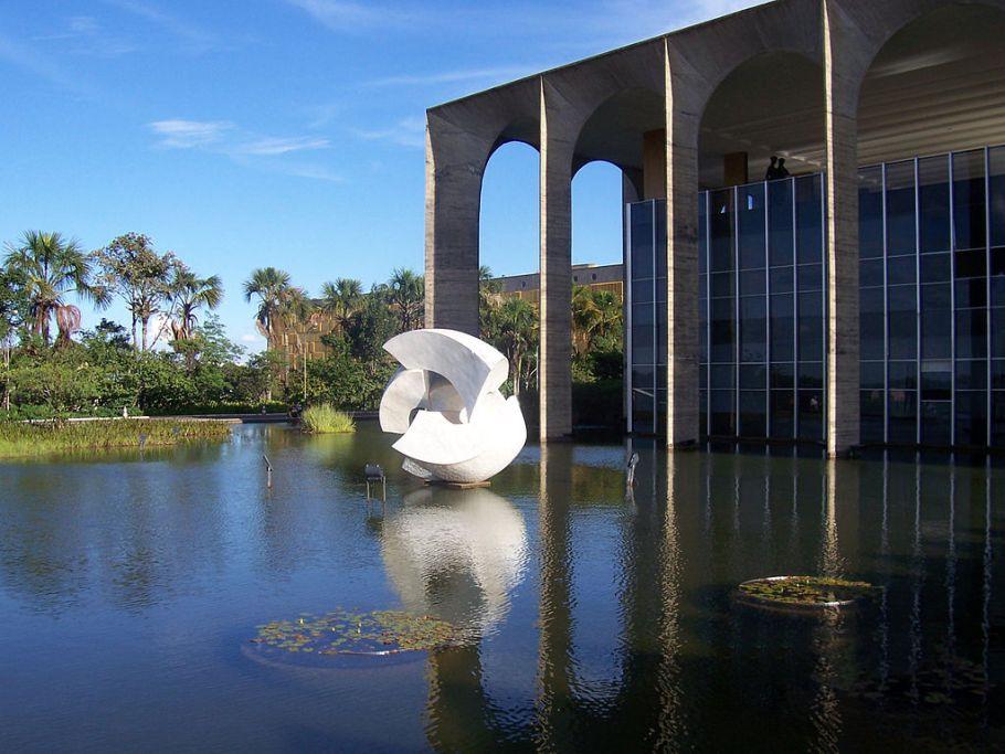 Palácio Itamaraty - Brasília - Bernadete Alves
