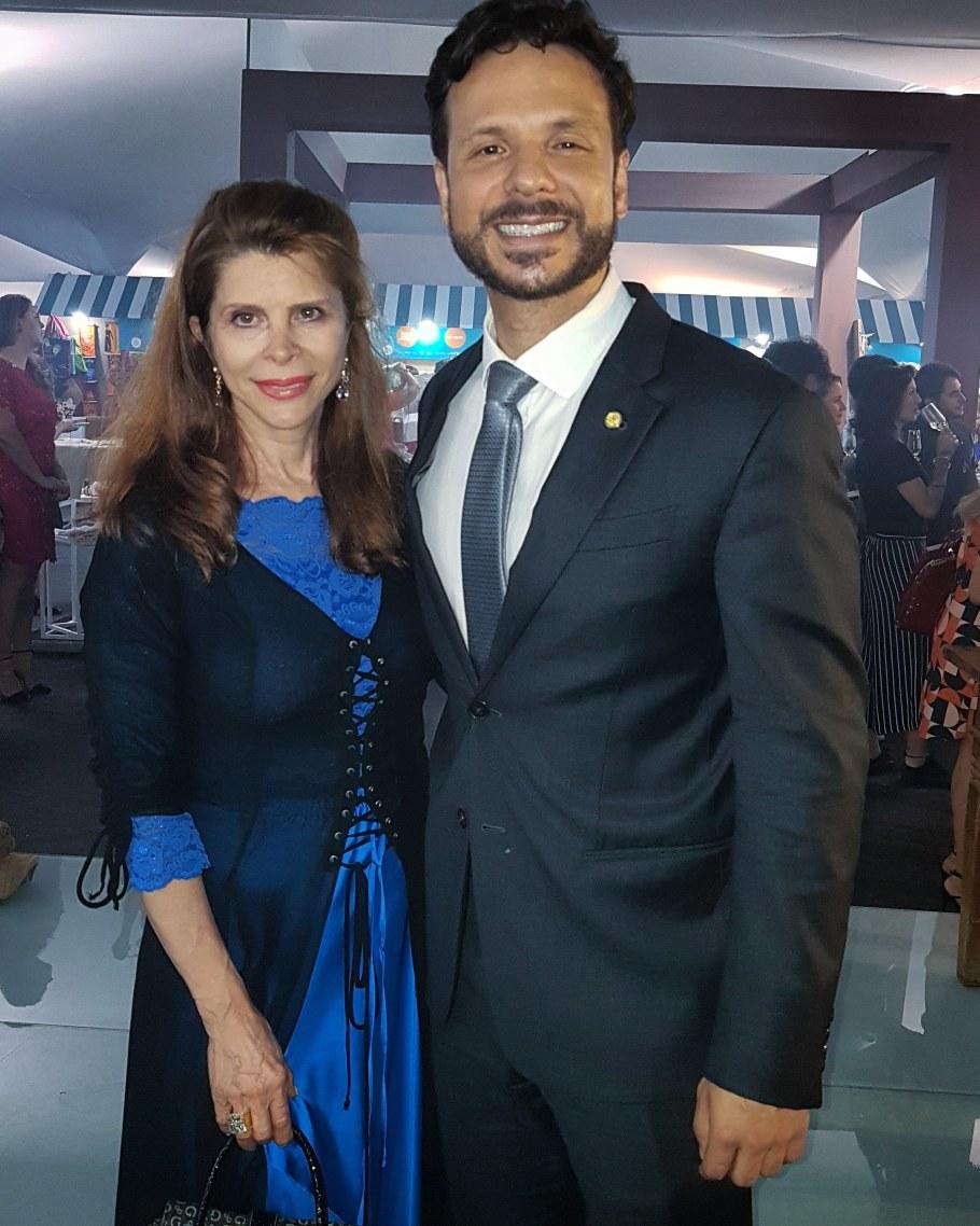 Renda-se 2019 abre as portas com música e relíquias culturais - Bernadete Alves