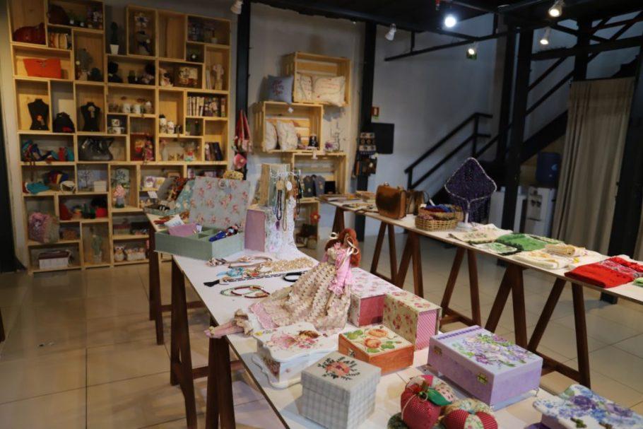 Artesanato de Brasília ganha espaço dedicado às artes manuais - Bernadete Alves