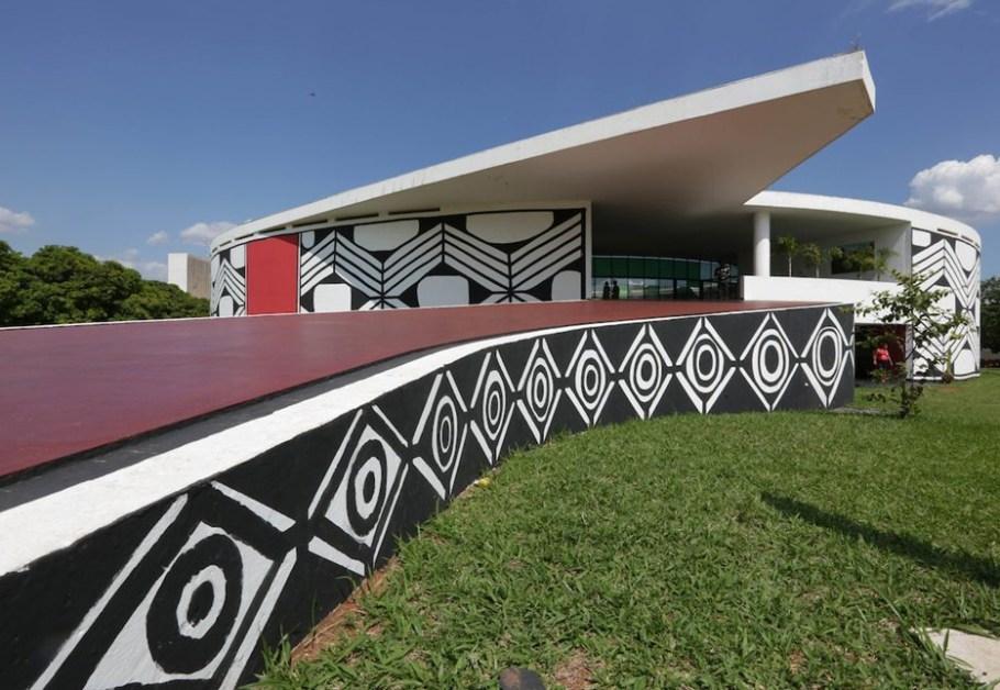 Encantos de Brasília - Encantos de Brasília - Memorial dos Povos Indígenas - Bernadete Alves