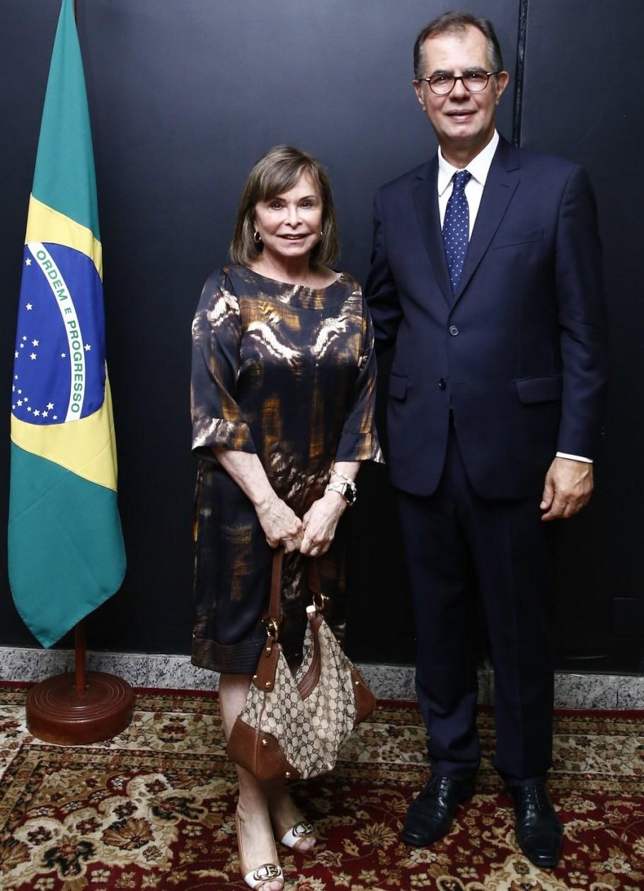Francisco Campos do Amaral toma posse no TRE-DF - Bernadete Alves