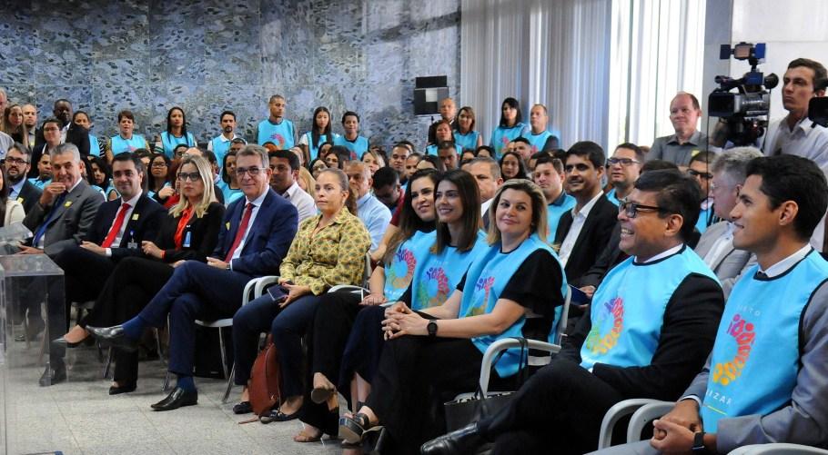GDF e Iges humanizam atendimento na saúde pública de Brasília - Bernadete Alves