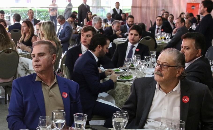 LIDE Brasília promove encontro com governador Ibaneis Rocha - Bernadete Alves