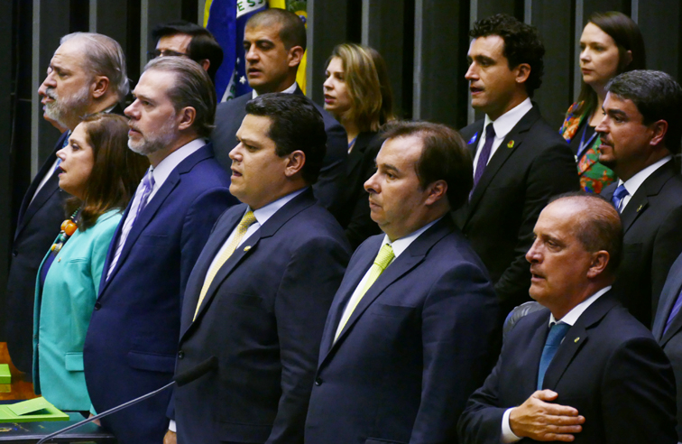 Ano Legislativo 2020 é aberto com Sessão Solene do Congresso - Bernadete Alves