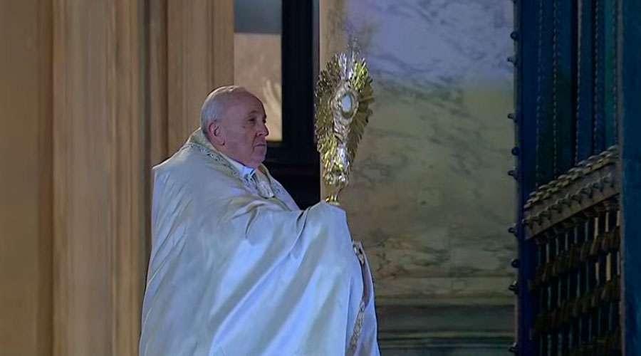 Papa Francisco concede indulgência plenária aos fiéis de todo mundo