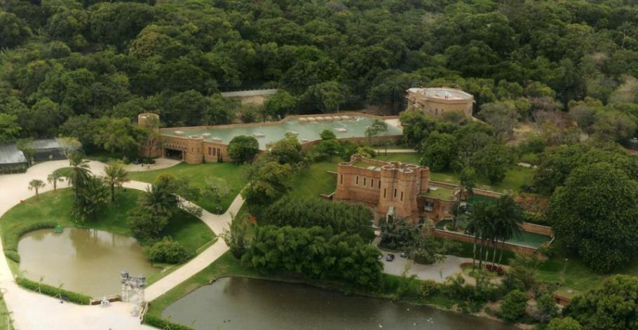 O legado cultural e social de Ricardo Brennand -castelo de Brennand- Bernadete Alves