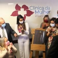 GDF entrega Centro Especializado para a Saúde e Segurança de Mulher