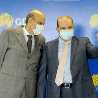Ibaneis Rocha lança GDF Saúde, um presente no Dia do Servidor