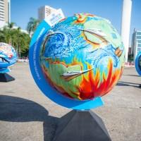 """Exposição """"17 ODS para um mundo melhor"""", está em cartaz no ParkShopping"""