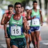 Caio Bonfim ganha prata na Copa Pan-Americana de Marcha Atlética no Equador