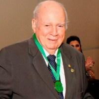Antônio Lisboa, o médico que escreveu a história da medicina em Brasília, morre aos 94 anos