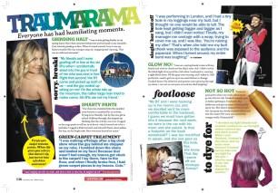 Seventeen - March 2012 - Traumarama