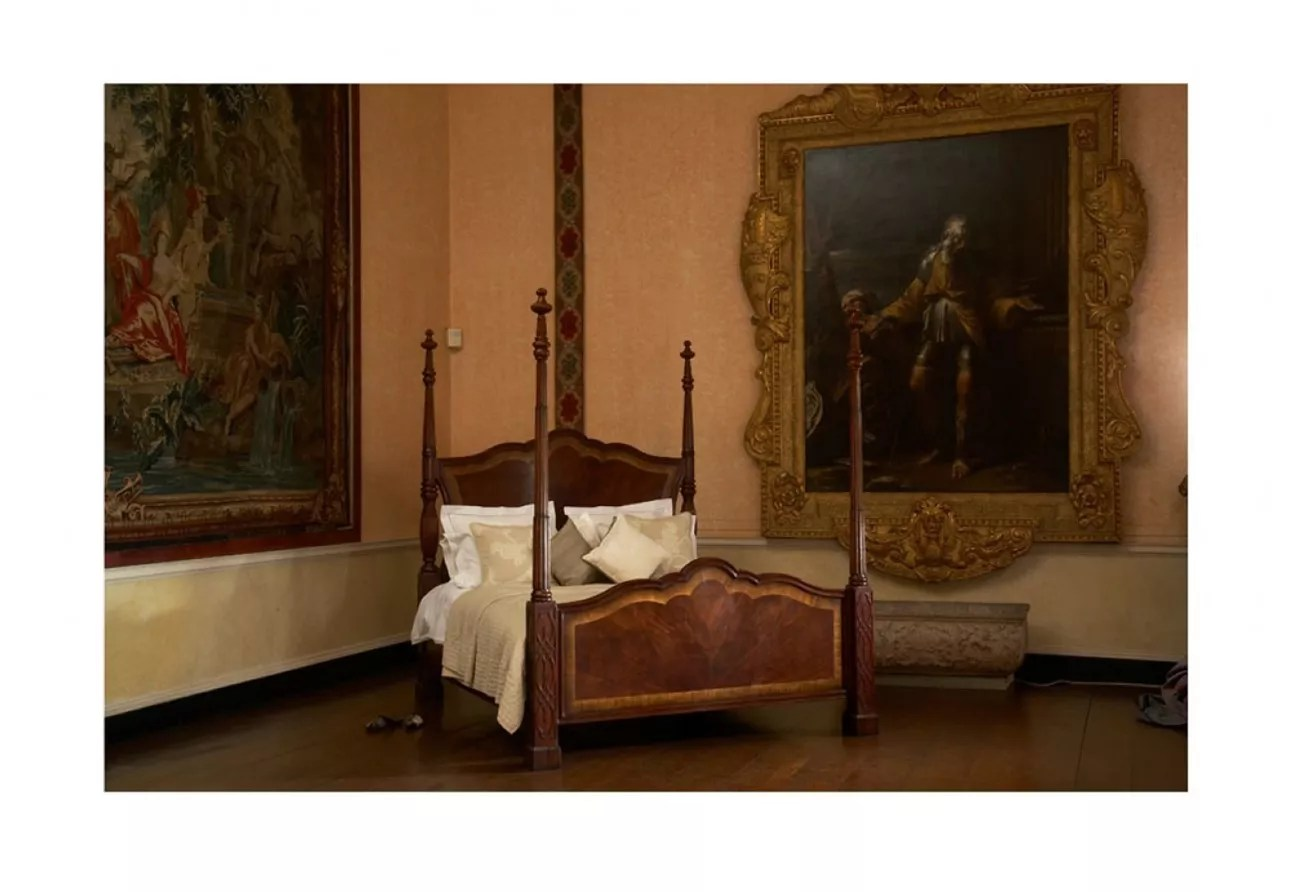 Chippendale Ca King Size Bed