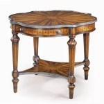 High Quality Antique Reproduction Furniture Side Table