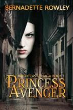 Princess Avenger Ebook cover