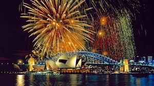 Sydney fireworks 2013