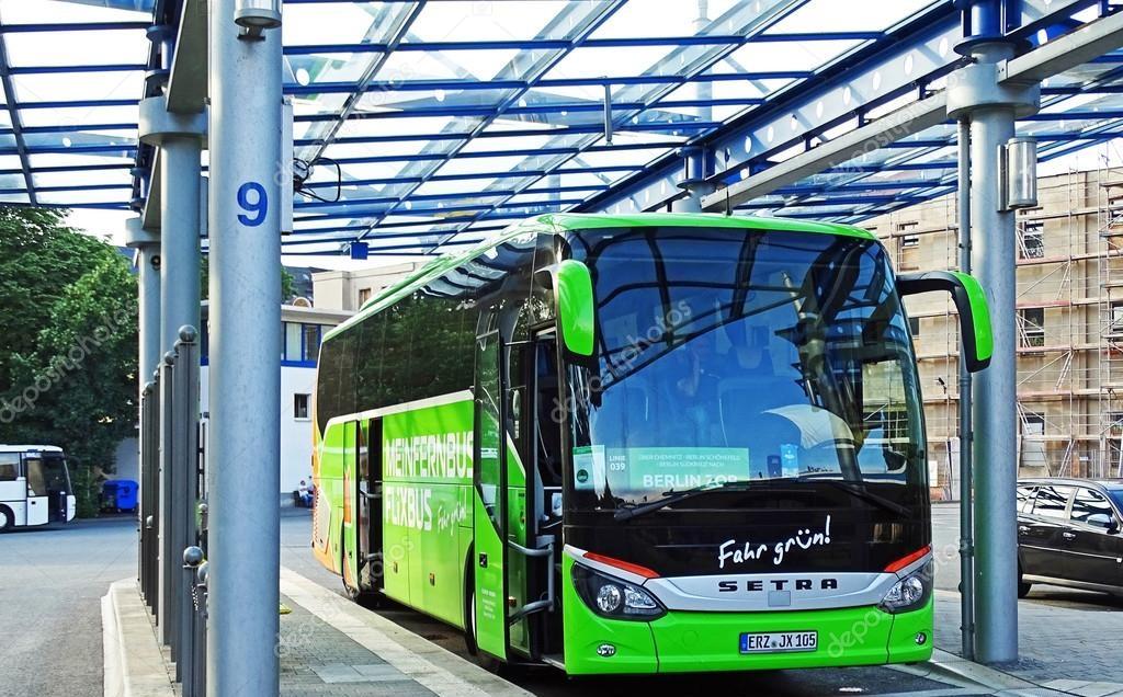 Flixbus otobüs durakları