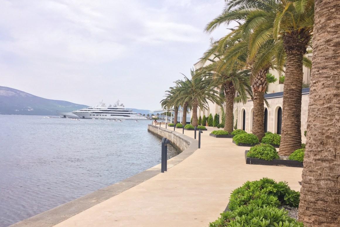 Tivat Limanı