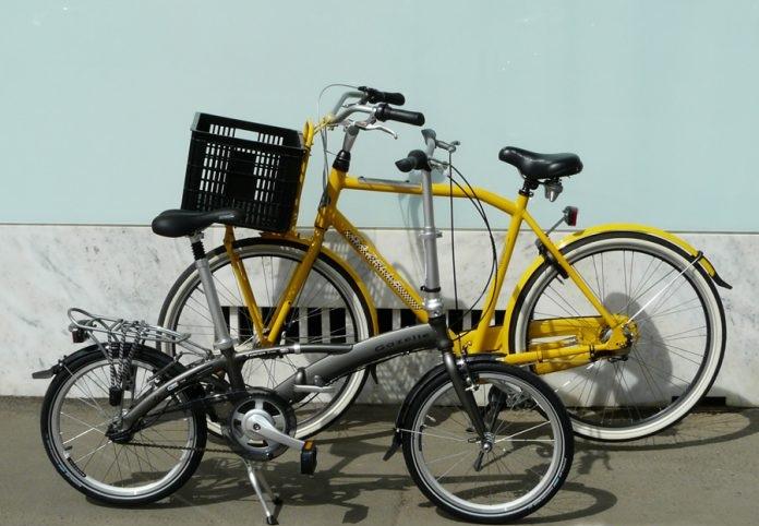 Katlanır bisiklet mi, şehir bisikleti mi?
