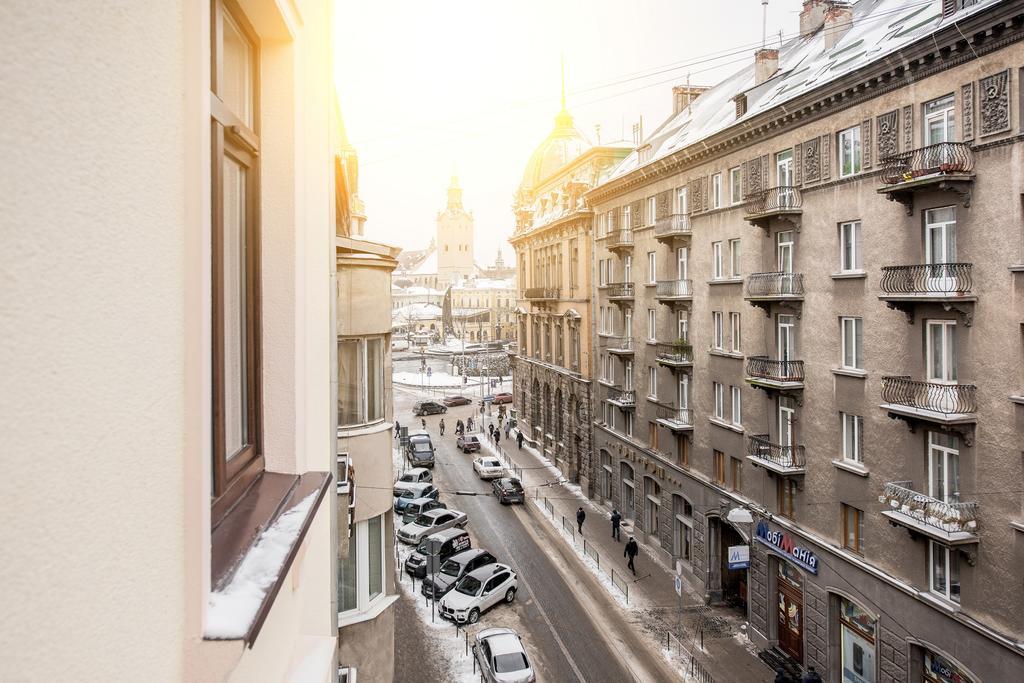 Lviv Jam Hotel Hnatyuka