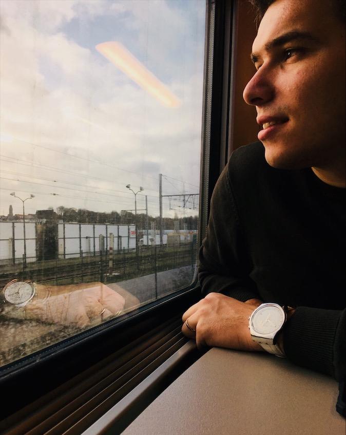Belçika'da Brüksel, Brugge, Gent, Anwerp ve Leuven şehirlerini trenle gezdik...