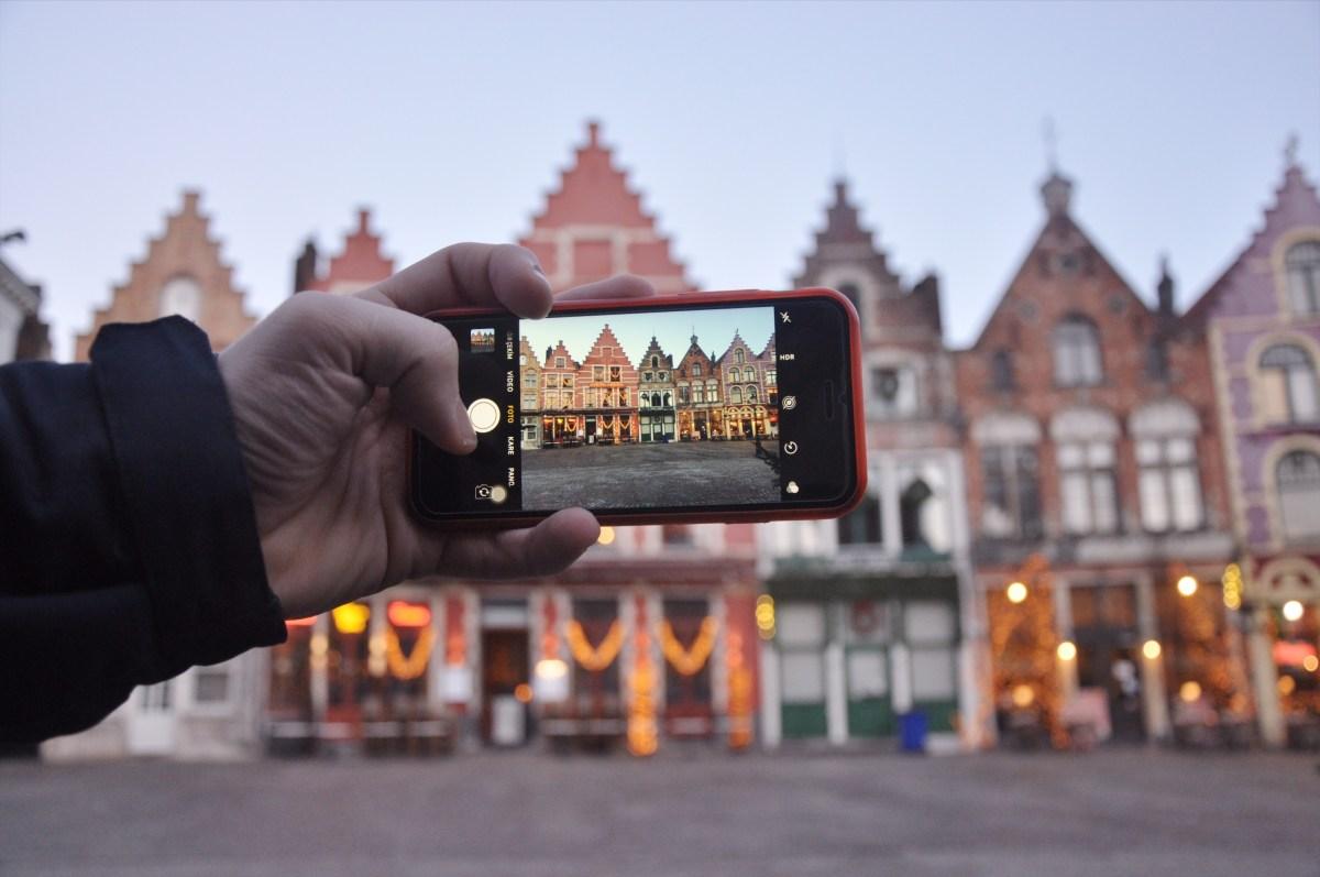 Brugge Gezi Rehberi - Noel Rotası