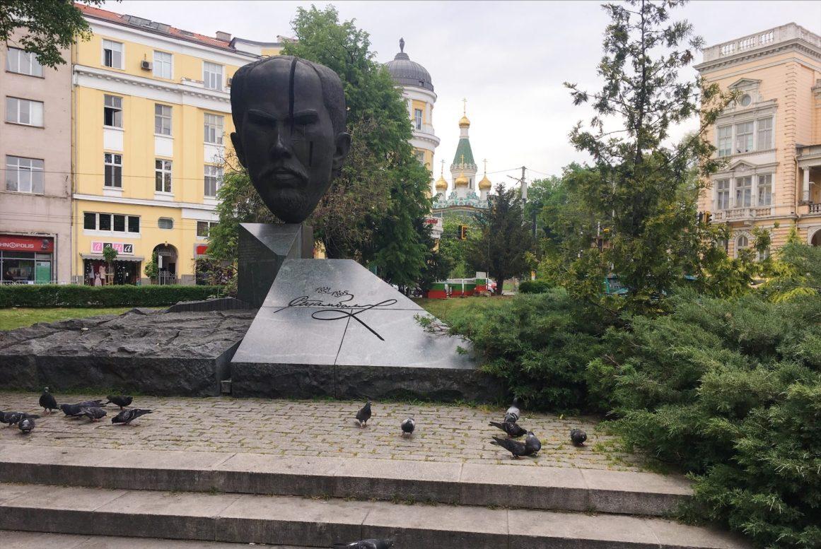 Sofya Stefan Stambolov Anıtı