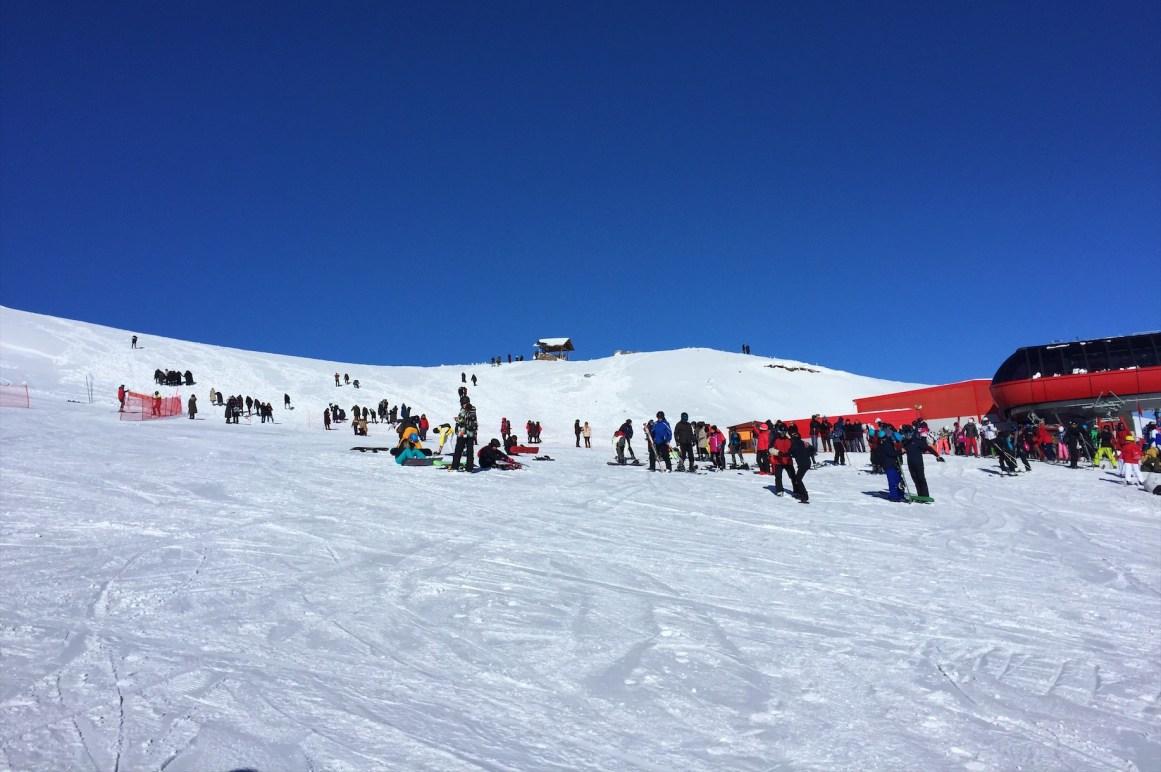 Erciyes Kayak Merkezi