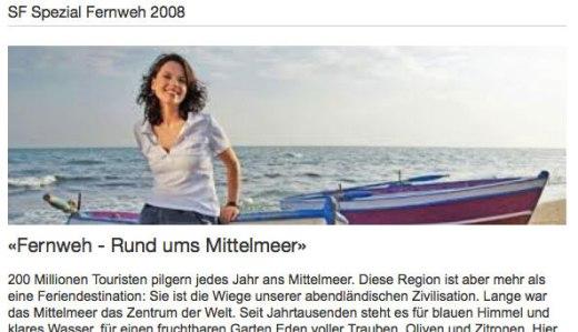Screenshot Ausschnitt Webseite Fernweh 08