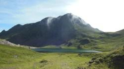 juillet 2012 : le lac de Lavedan