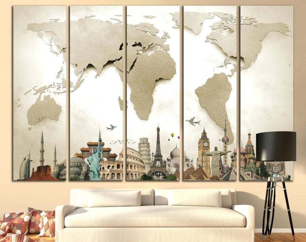 15 Best Collection Of Unique Modern Wall Art And Decor