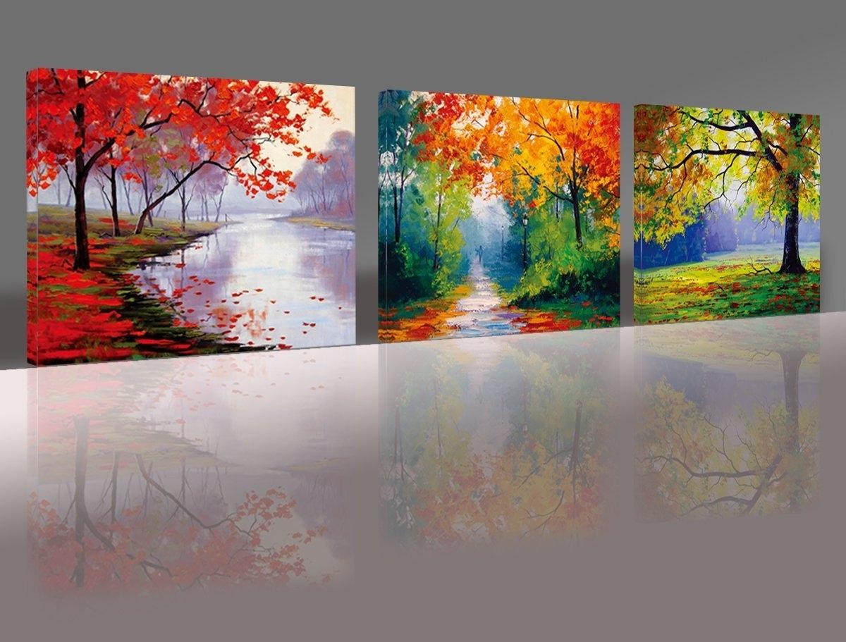 15 Photos Landscape Canvas Wall Art