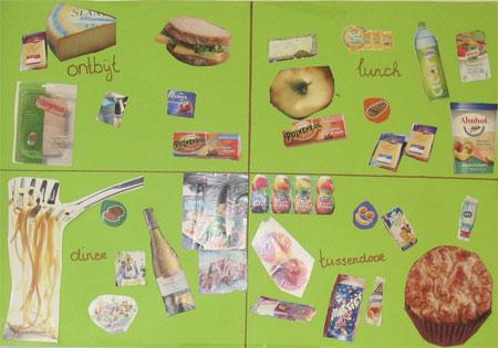Poster over eten