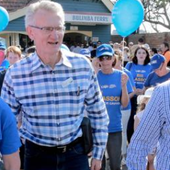 Tony Abbott, Malcolm Turnbull & the Griffith by-election