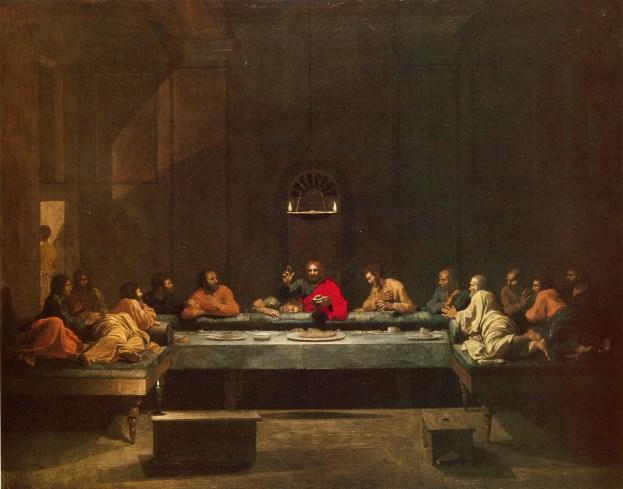 Nicholas Poisson - The Last Supper