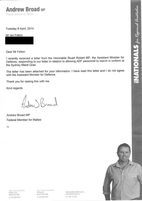 Andrew Broad letter 2