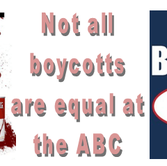 The ABC and the virtue of hypocrisy