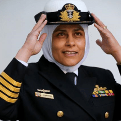 Senate estimates and Captain Mona Shindy