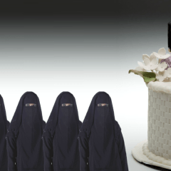 It's day one of the campaign for Sharia marriage equality…