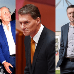 Bernardi's Australian Conservatives making moves in the polls