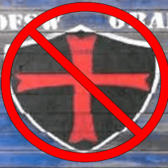 Defence bans cross symbols as activists fight for Satanic chaplains