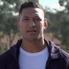 Why I donated to Israel Folau